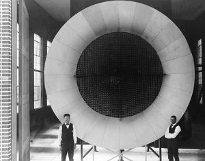 Langley First Wind Tunnel